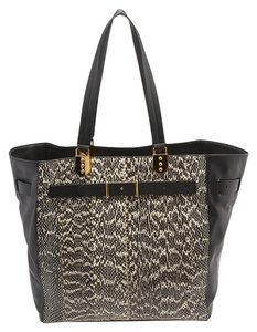 Christian Louboutin Large Shoulder Tote in Black