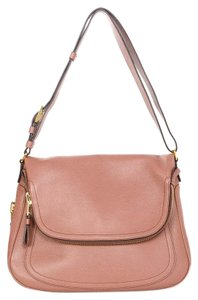 Tom Ford Zippers Shoulder Bag