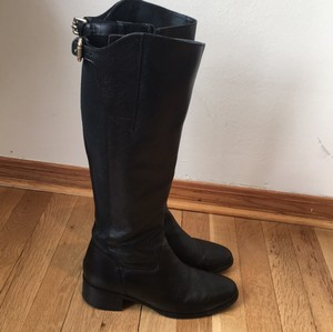 L.K. Bennett Black Leather Boots