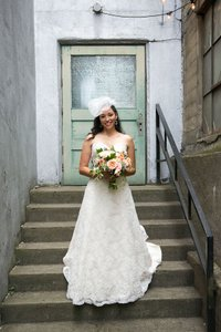 Justin Alexander 8627 Wedding Dress