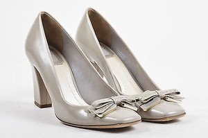 Dior Gray Pumps