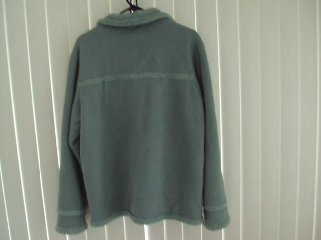 Fox Fire Size M Green Jacket