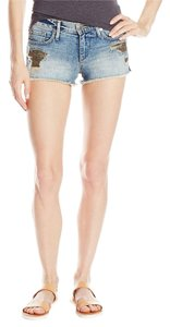 True Religion Joey Cut Off Short Low Rise Cut Off Shorts Crystal Cove Beach