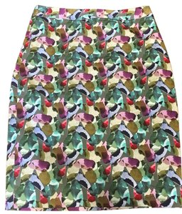 The Limited Printed Skirt Multicolor