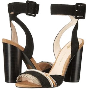 House of Harlow 1960 Sandal Black Sandals