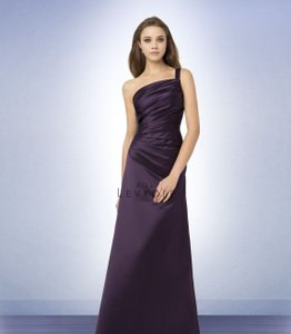 Bill Levkoff Plum 784 Dress