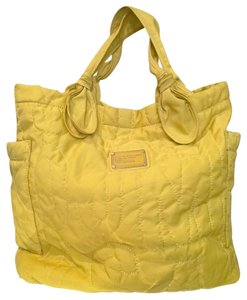 Marc by Marc Jacobs Pool Bright Neon Tote in Yellow