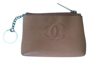 Chanel CHANEL KEY/COIN/CARD/CASH POUCH