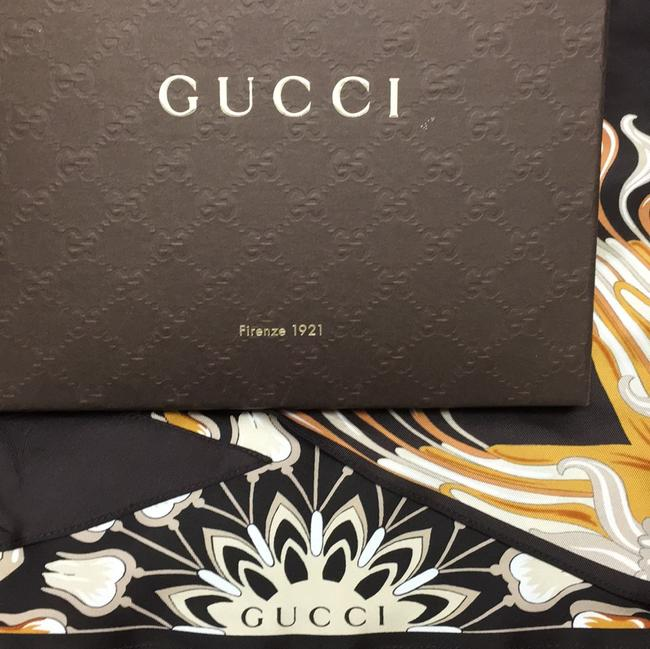 Gucci Top Brown yellow