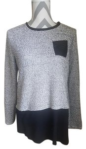 Style & Co Long Dot Sweater Sweatshirt