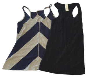 Other Top Black - Gray/Blue