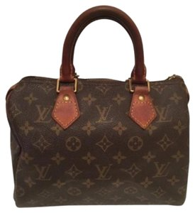 Louis Vuitton Satchel Monogram Speedy Neverfull Tote