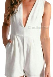 Esther Boutique Romper Bachelorette Dress