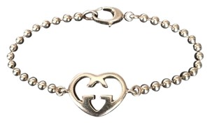Gucci Gucci Bracelet with Heart Charm