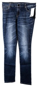 Kenneth Cole Maylou Skinny Jeans-Light Wash