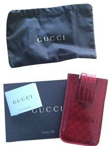 Gucci Gucci Vernice iPhone Case