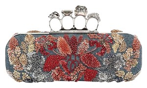 Alexander McQueen Denim Clutch