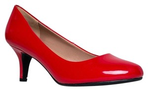 Flink Red Pumps