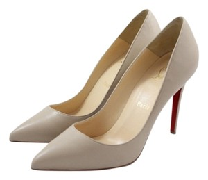 Christian Louboutin Pigalle Penny Lane Nude Pumps