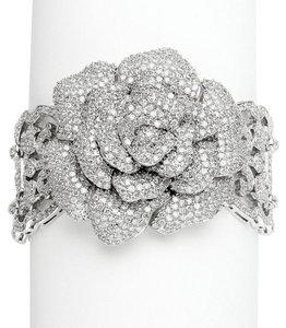 Mariell Hollywood Rose Bangle Bracelet [SHIPS NEXT DAY]