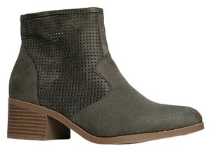 City Classified Green Boots