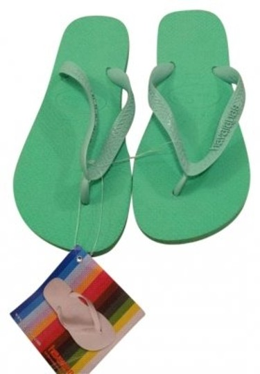 Preload https://item5.tradesy.com/images/havaianas-green-sandals-size-us-6-185674-0-0.jpg?width=440&height=440