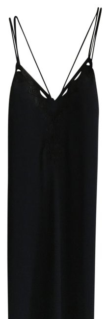 Item - Midnight Blue Long Cocktail Dress Size 6 (S)