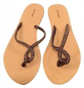 Old Navy Beaded Sandals