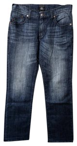 Rock & Republic & Mens Neil Style Straight Leg Jeans-Medium Wash