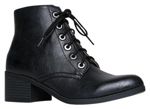 City Classified Closed-toe Petrablackrubpu-9 Black Boots