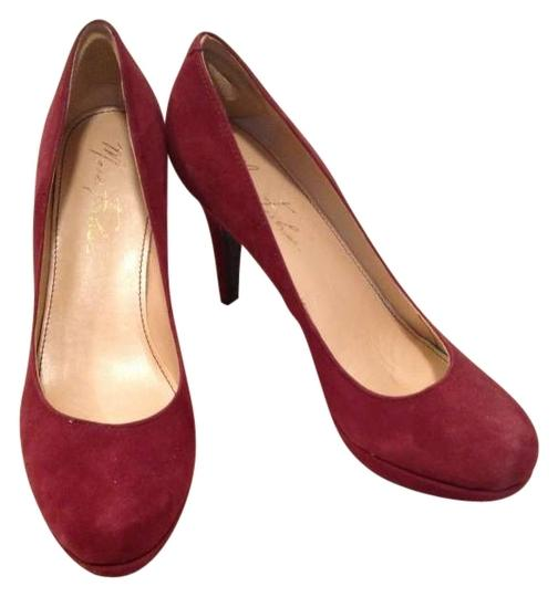 Preload https://img-static.tradesy.com/item/185689/marc-fisher-red-suede-pumps-platforms-size-us-65-0-0-540-540.jpg