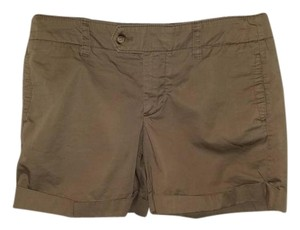 Gap Cuffed Shorts brown