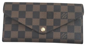 Louis Vuitton Louis Vuitton Josephine Wallet Damier Ebene