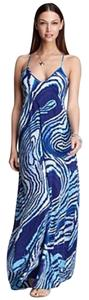 Blue Maxi Dress by Aqua