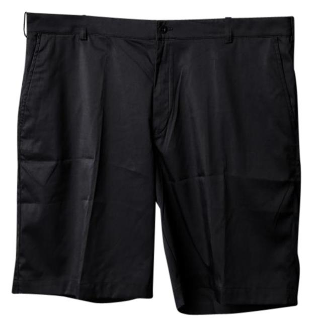 Item - Black Dark Rinse Golf Short Cargo Jeans Size OS (one size)