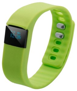 Other Lime Green Multi-Function Smart Bracelet Health Sports Pedometer Watch