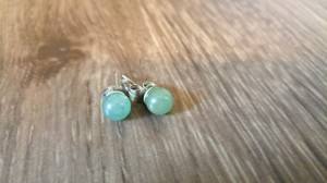 Other Jade Stud Earrings