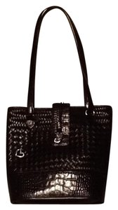 Brighton Tote in Dark Brown