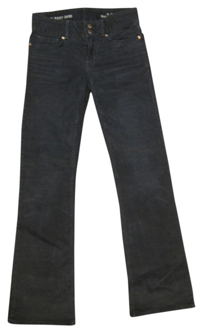Gap Perfect Grey Charcoal Corduroy Casual Professional Office New Never Worn Great Condition 00 24 Spandex 32 Inseam The Boot Cut Pants