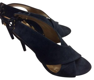 Ann Taylor Navy Pumps