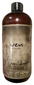 Wen by Chaz Dean New WEN by Chaz Dean Sweet Almond Mint Cleansing Conditioner (Full 16oz)