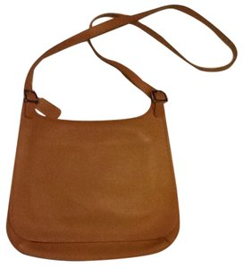 Coach Camel Messenger Bag