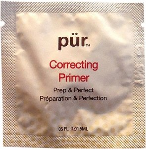 pur Minerals Pur Minerals Correcting Primer Prep and Perfect travel size / sample