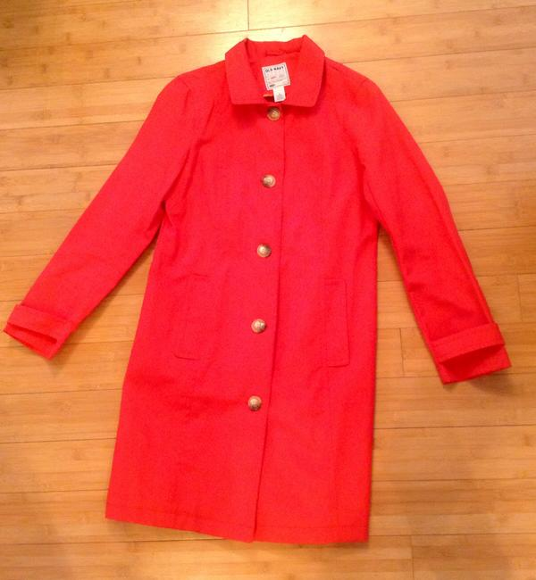 Old Navy Raincoat