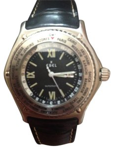 Ebel Ebel Swiss-made Voyager Watch with Black Band