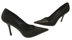 ALDO Thin Stiletto Heels Dark Brown leather pointed E38 Pumps