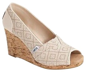 TOMS Natural Wedges