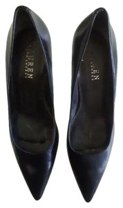 Lauren Ralph Lauren Black leather Pumps