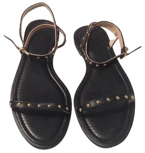 Banana Republic Black Sandals
