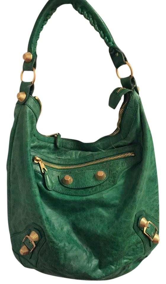 Green Hobo Bag ee5beec1b793